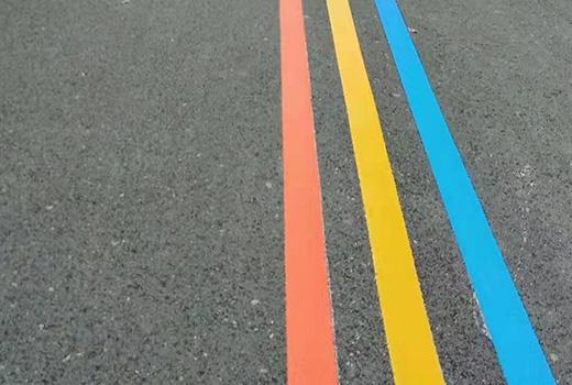 彩色划线案例